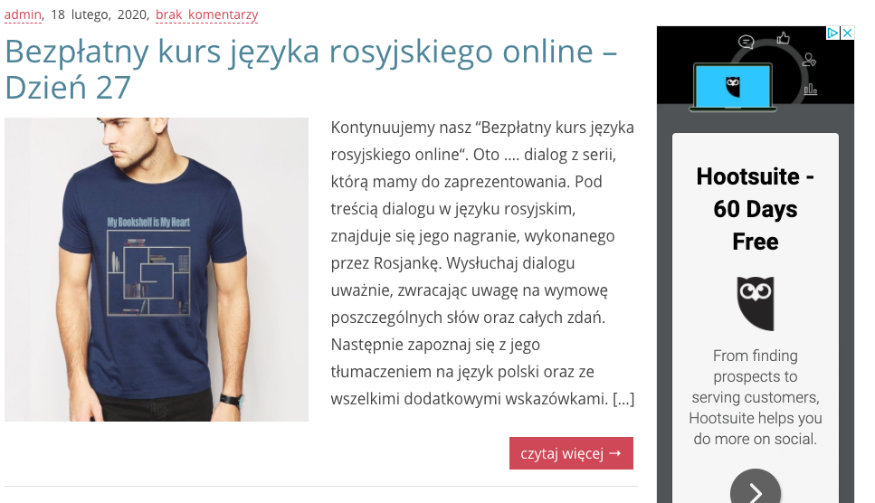 strona główna bloga langly.pl