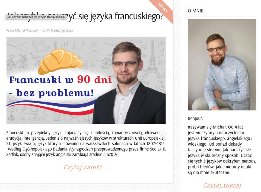 strona główna bloga wnauce.pl